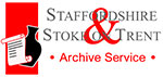 Staffordshire and Stoke-on-Trent Archive Service logo